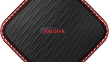 SanDisk Extreme510 Type-C USB-C Portable Storage
