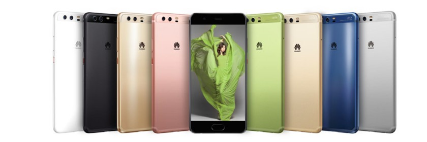Huawei P10 Plus Colours