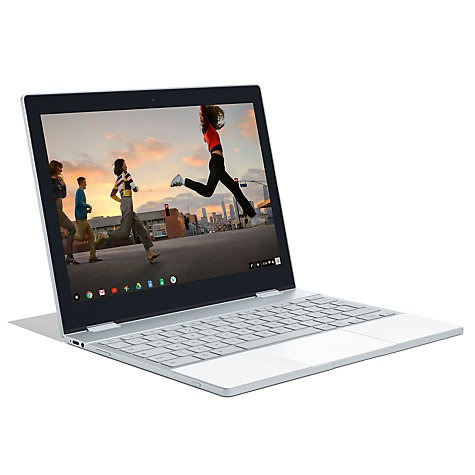 Google Pixelbook laptop sideprofile