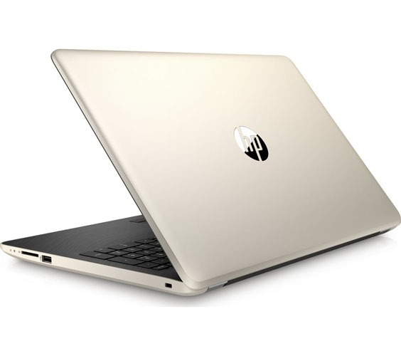 HP 15 Silk Gold