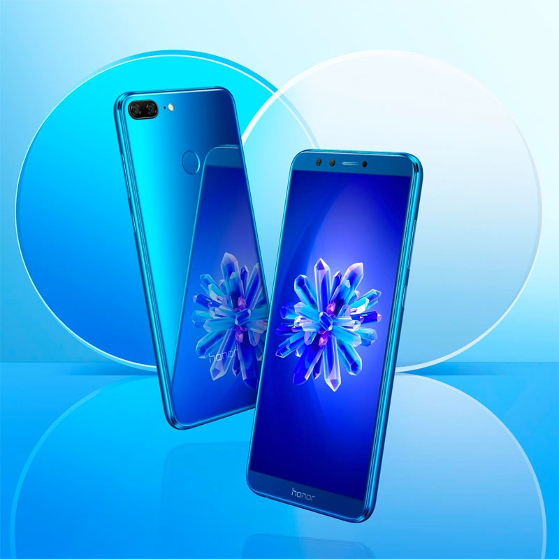 Honor 9 Lite Stunning Blue