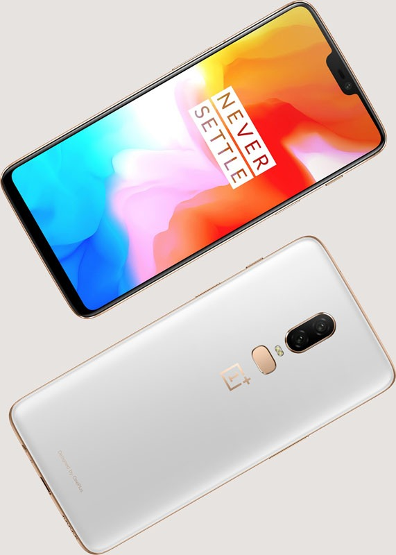 OnePlus 6 Design Close Up