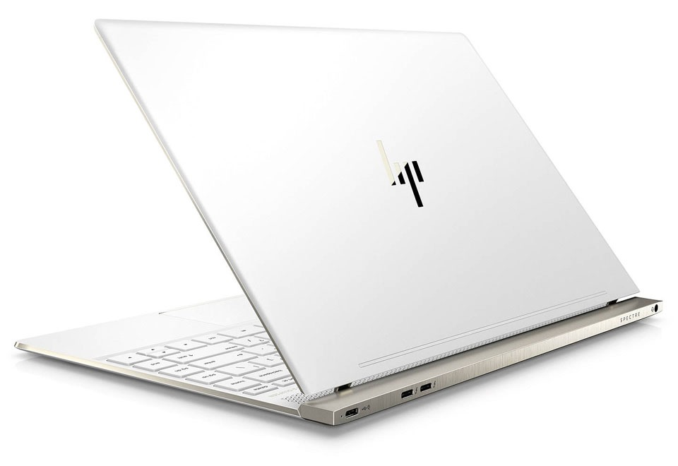 HP Spectre 13 rear aspect
