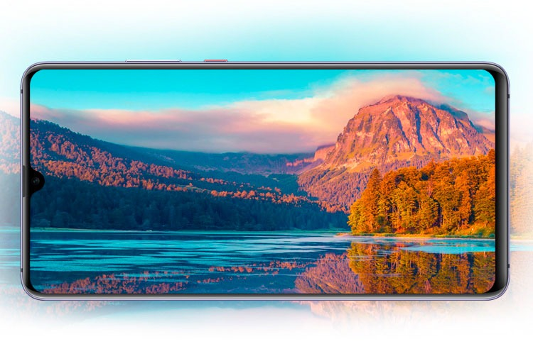 Huawei Mate 20 X Display