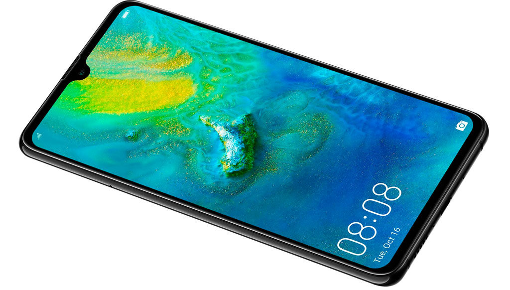 Huawei Mate 20 display