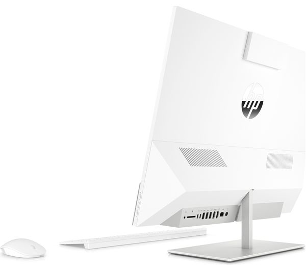 HP Pavilion 24 Rear