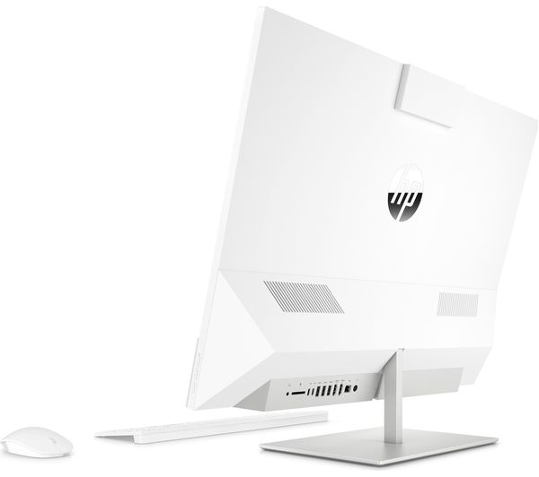 HP Pavilion 27 rear
