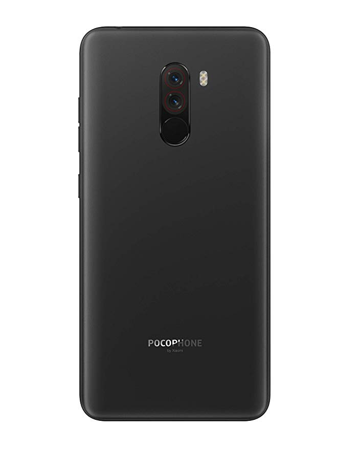 POCOPHONE F1 rear