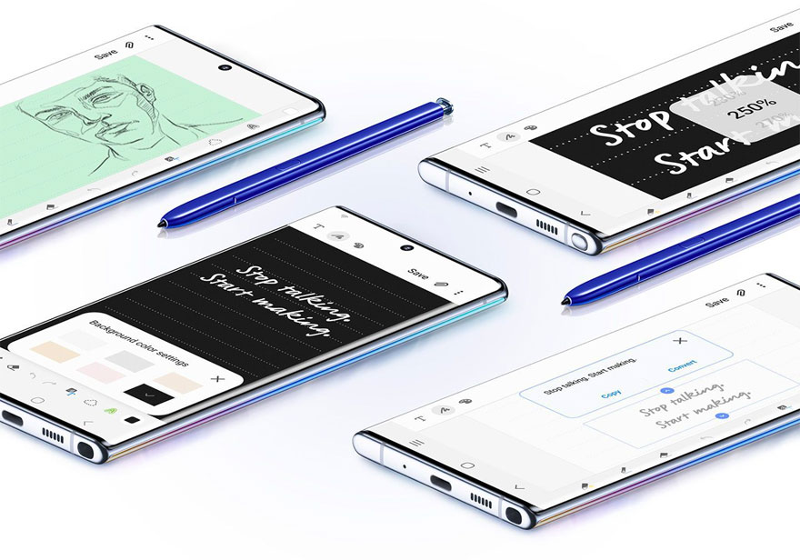 S-Pen and Applications