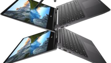 Mid-Range 2-in-1 laptops SQ