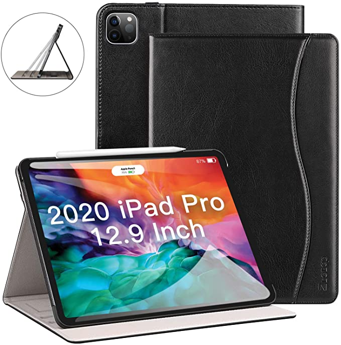 ZtotopCase iPad Pro 2020 Leather Folio