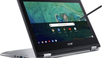 Budget 2 in 1 Convertible Chromebooks