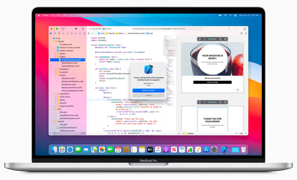 Apple Announces Mac Transition to Apple Silicon