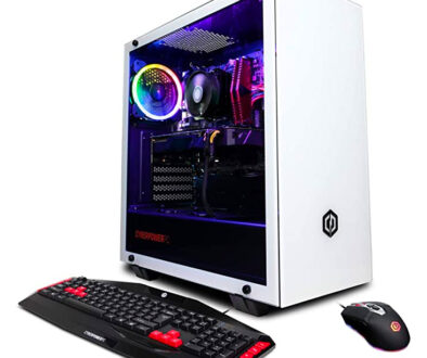 CyberPowerPC Gamer Master Gaming PC SQ