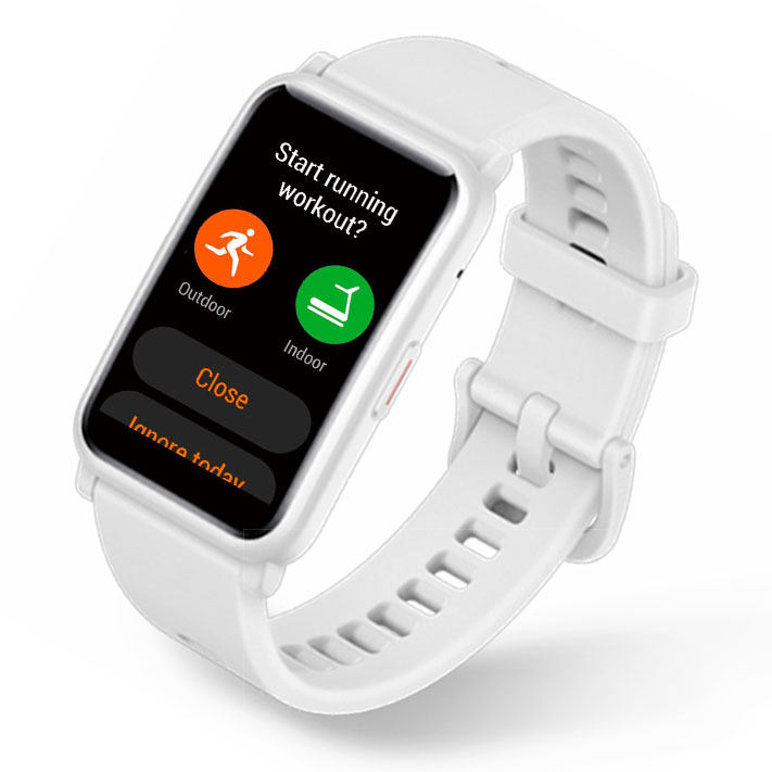 Honor Watch ES Starting Workout on Amazon