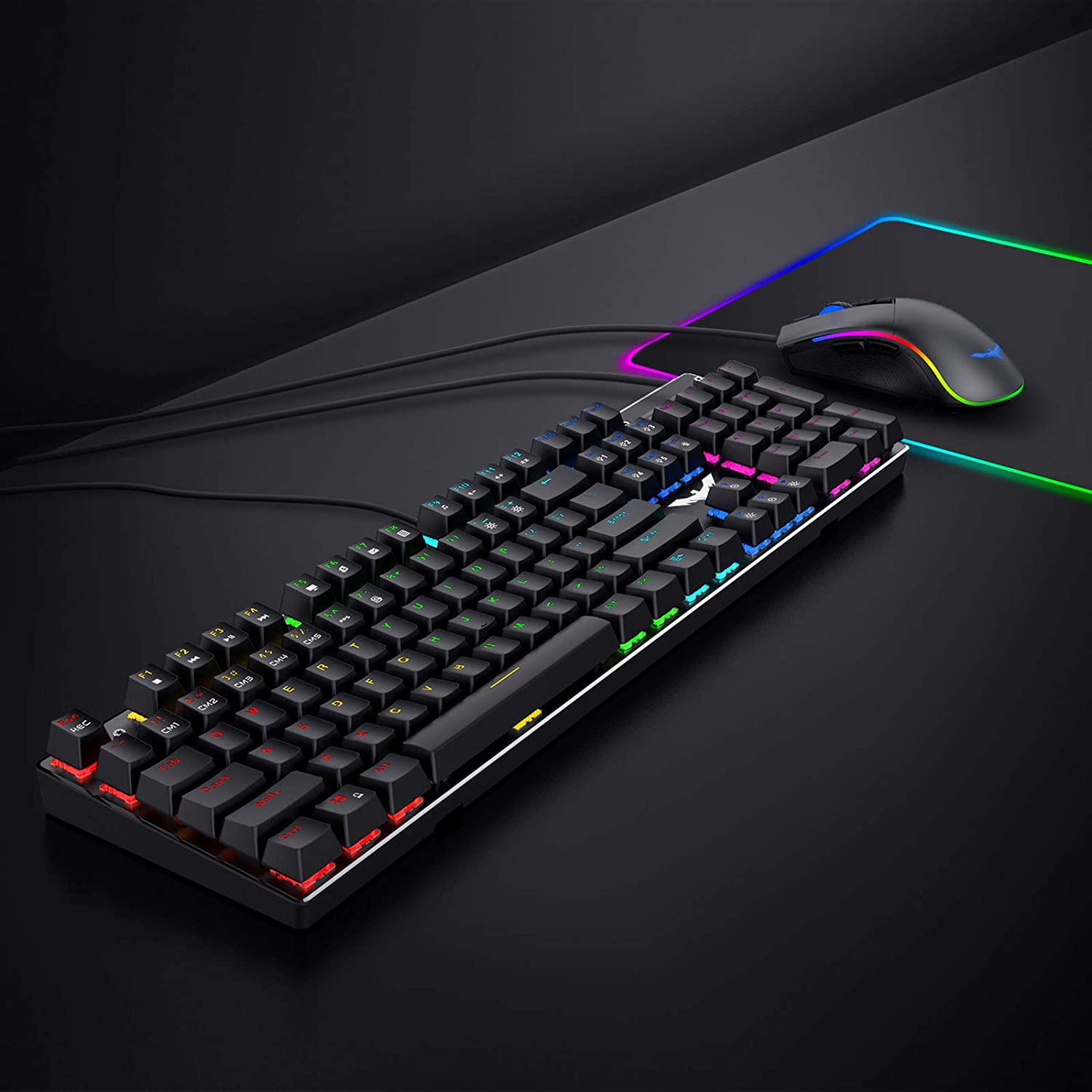 Affordable PC Gaming Keyboard and Mouse Combos