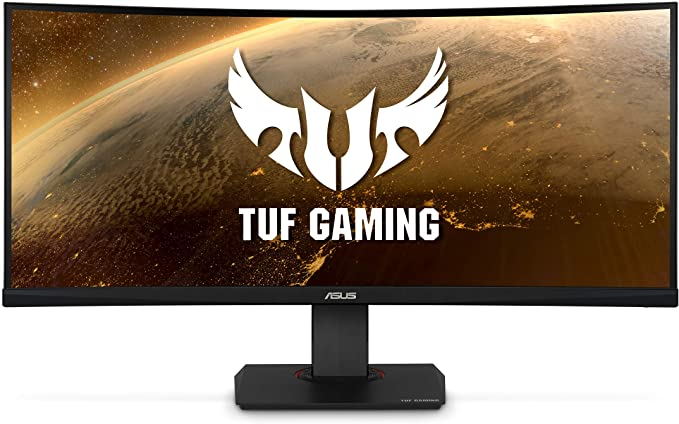 Asus TUF Gaming VG35VQ 35 Curved