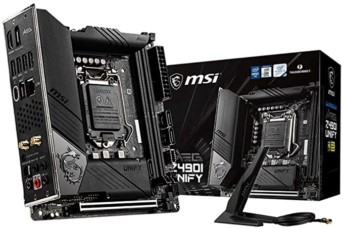 MSI MEG Z490I Unify Gaming