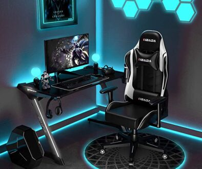 Hbada Gaming Chair for Game Setup