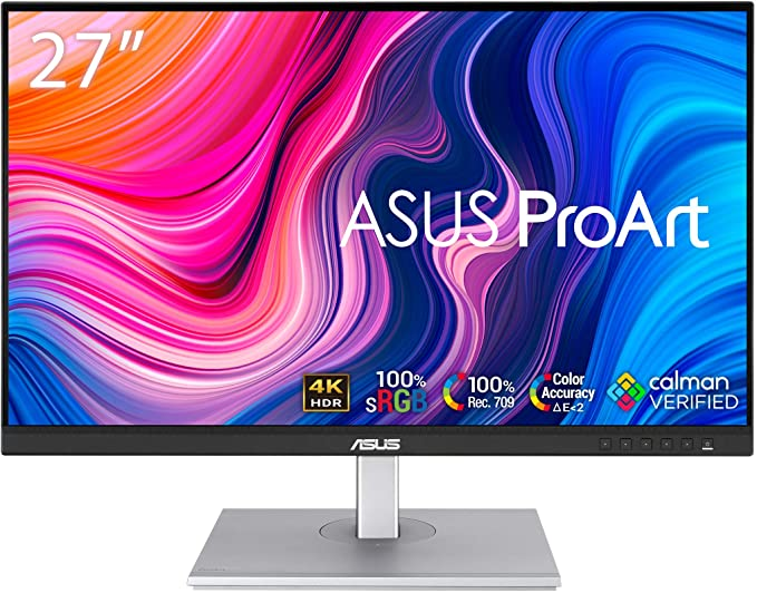 ASUS ProArt Display 27 Colour Accuracy