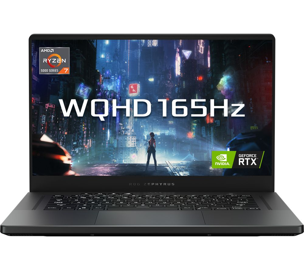 ASUS ROG Zephyrus G15 with RTX 3080 graphics