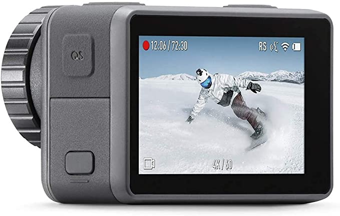DJI Osmo Action - 4K Action Cam 12MP Back