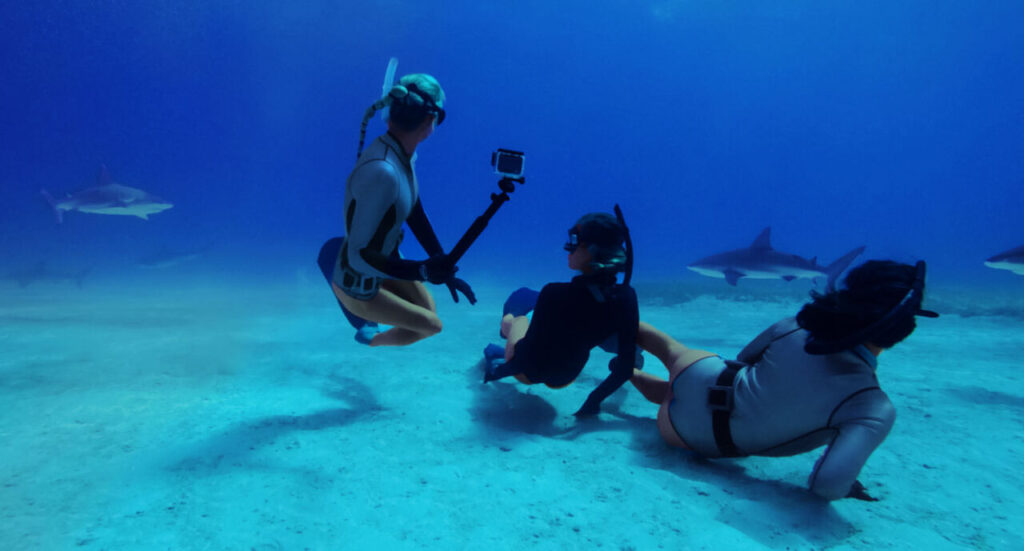 Protective and Waterproof housing for underwater activity