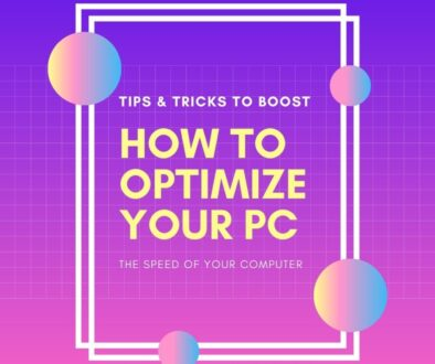 How to Optimize Your PC